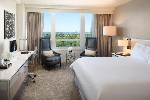 A room at Fontainebleau Miami Beach