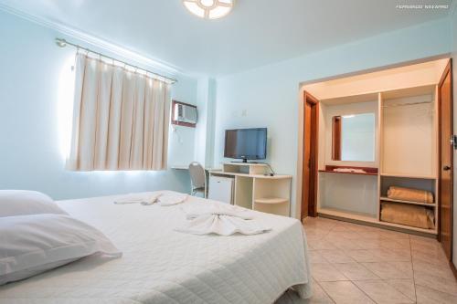 A room at Pratas Thermas Resort
