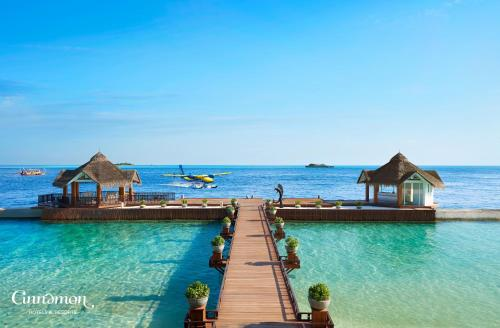 A view of the pool at Ellaidhoo Maldives by Cinnamon or nearby