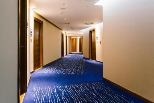 Spaa ja/või tervisekeskus majutusasutuses Hotel Adria