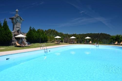A piscina localizada em Pousada de Viana do Castelo ou nos arredores