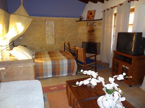 A room at Oinochori
