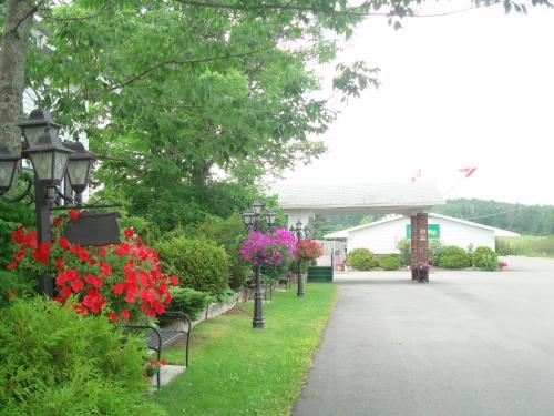 Сад в Winsome Inn