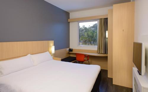 Una habitación en ibis Manaus Aeroporto