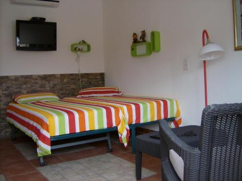 Een kamer bij Finca EuroPeCa
