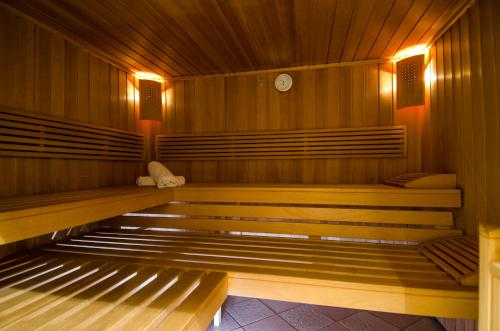 Spa and/or other wellness facilities at Hotel Garni Siegele