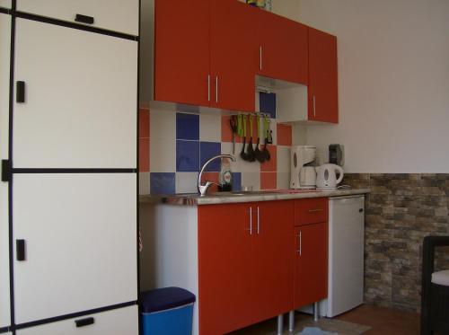 Een keuken of kitchenette bij Finca EuroPeCa