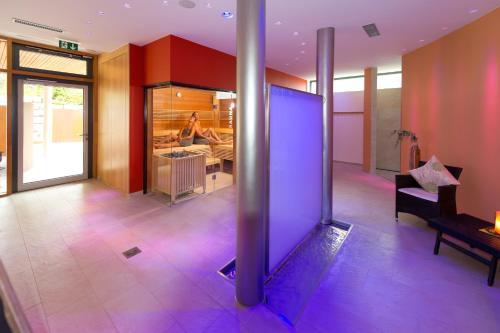 Spa und/oder Wellnesseinrichtungen in der Unterkunft Hotel Herrmann
