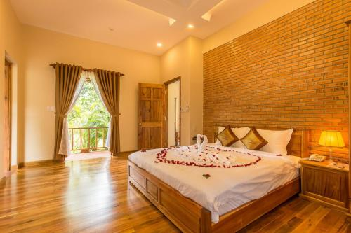 A room at The Garden House Phu Quoc