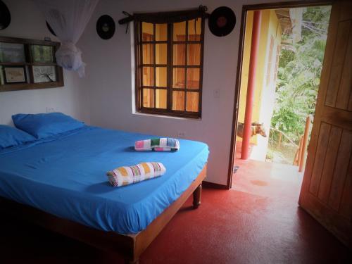 Ein Zimmer in der Unterkunft La Familia Guest House and Natural Farm