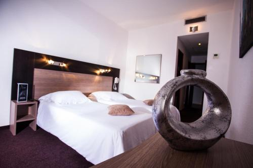 A room at Aeroport Hotel - Parc Expo