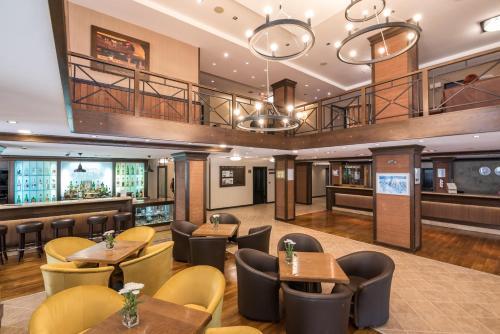 Фоайе или бар в Лион Хотел Боровец