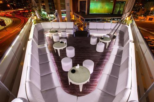 Ресторан / где поесть в Byblos Hotel