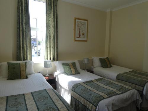 A room at Waverley Hotel