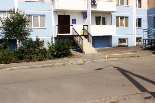 Фасад или вход в Регата Хостел