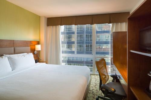 A room at Hilton Garden Inn New York Manhattan Midtown East