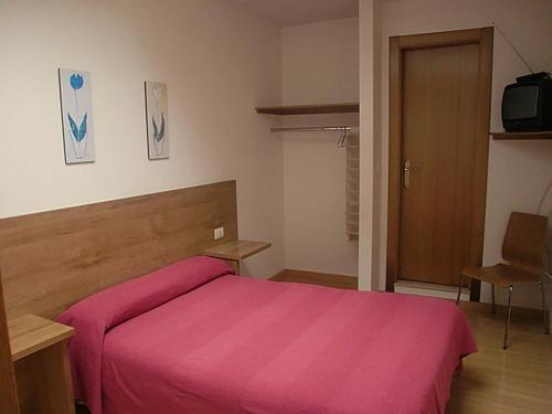 A room at Hostal Caracas