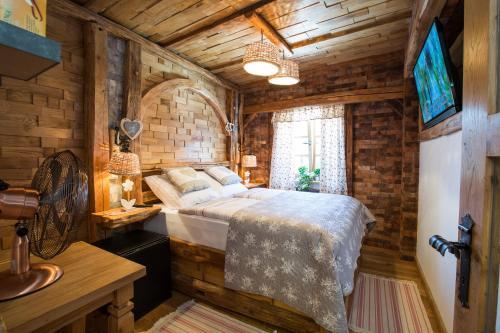 Pokój w obiekcie Old Bled House