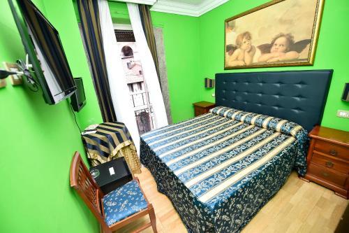 Camera di Hotel Augustus