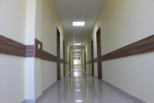 Лобби или стойка регистрации в Мотель Союз