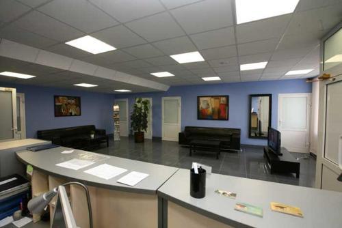 Бизнес-центр и/или конференц-зал в Hotel Malahit