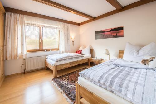 Ein Zimmer in der Unterkunft Apartment Anny