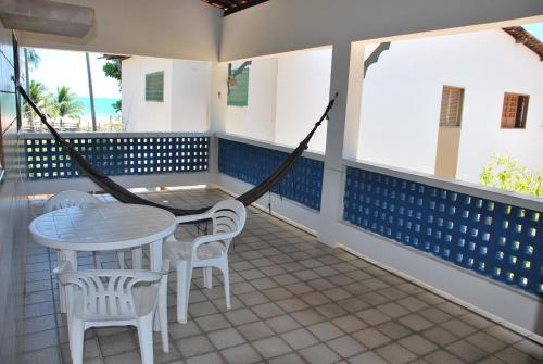 A porch or other outdoor area at Privê Village Maragogi