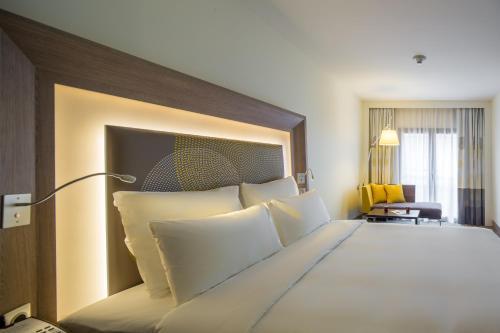 A room at Novotel Diyarbakir
