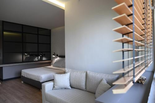 A room at Avenue Luxury Apartments