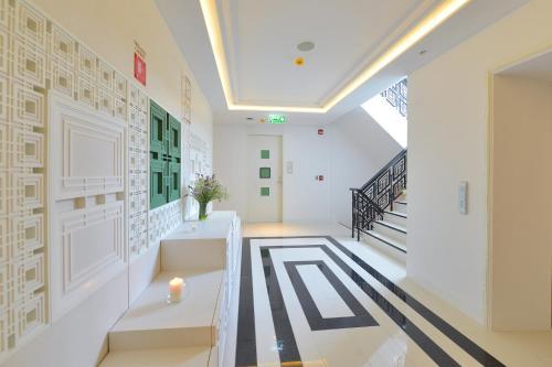 Hall o reception di Riva Arun Bangkok