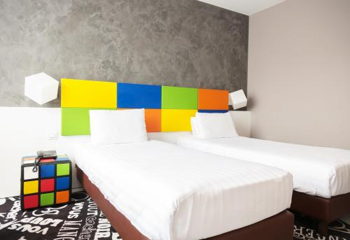 A room at Hotel Tristar