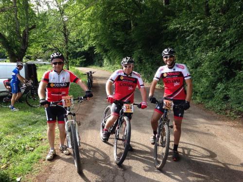 Biking at or in the surroundings of La Locanda della Valle dei Lepini