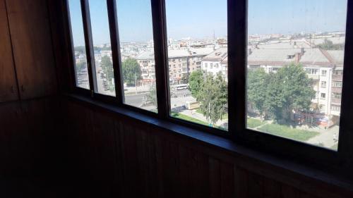 Общий вид на город Тула или вид на город из апартаментов/квартиры