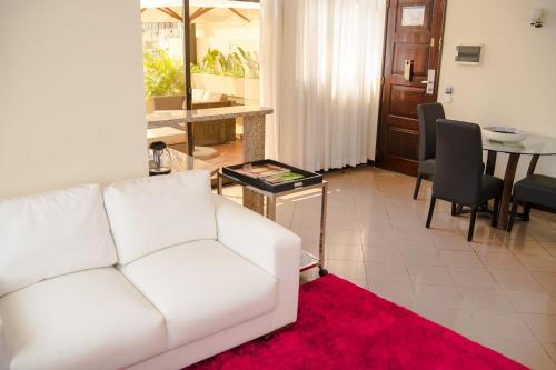 A área de bar ou lounge em Hotel Continental Luanda