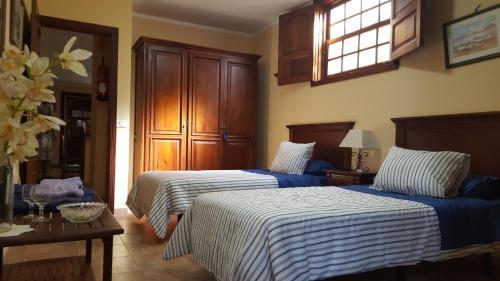 Camera di Casa Rural El Traspatio