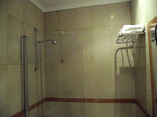 Een badkamer bij Hotel Dom Sancho I