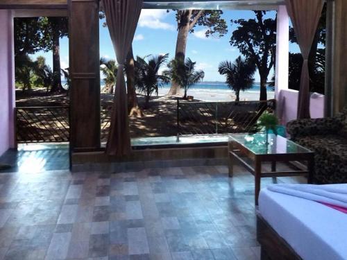 A balcony or terrace at Tango Beach Resort