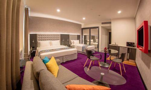 غرفة في Fairway Colombo - Level 1 Certified