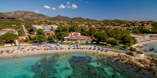 A bird's-eye view of The Pelican Beach Resort & SPA - Adults Only