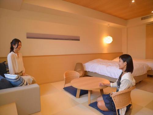 Spa and/or other wellness facilities at Atami Seaside Spa & Resort