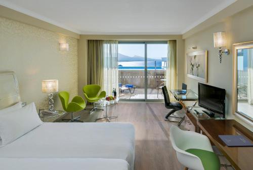 A room at Atrium Platinum Resort & Spa