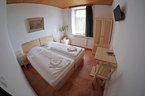 A room at Hotel Kreta