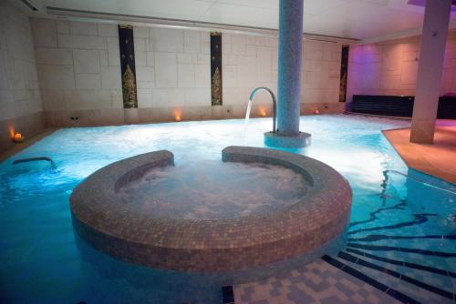 The swimming pool at or near Careys Manor Hotel & Spa