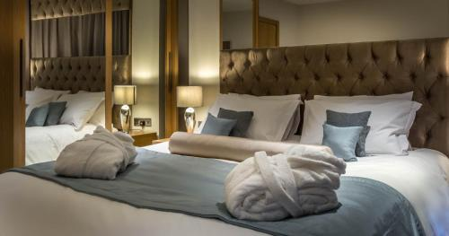 A room at Mansio Suites Basinghall