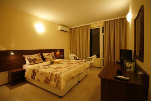 A room at Hotel Marant