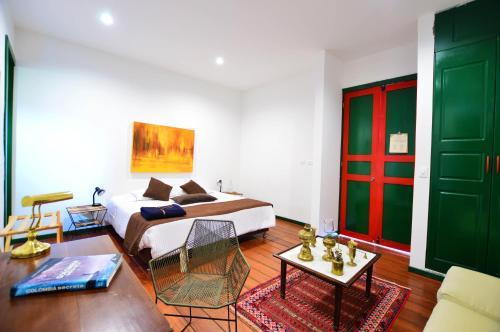 A room at Reserva El Cairo - Valle de Cocora