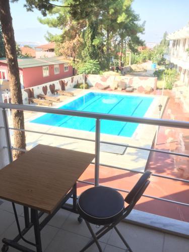 Vista de la piscina de Anatolia Hotel o alrededores
