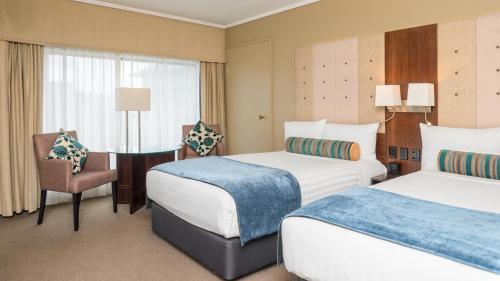 A room at Grand Millennium Auckland