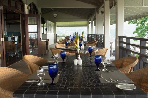 A restaurant or other place to eat at Bel Jou Adults Only - All Inclusive