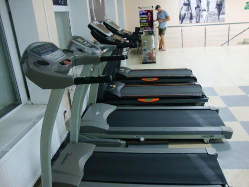 Фитнес-центр и/или тренажеры в Гостиница Гостиный Двор